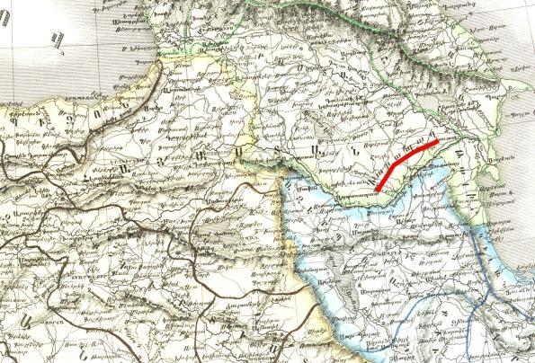 Karabagh Artsakh in Old Maps Rouben Galichian Galchian