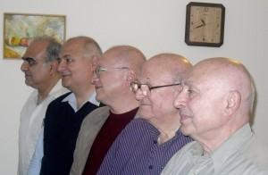 Cousins-2011, Yerevan