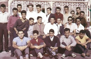 Fellow students, Deal, 1959