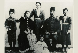 My Grandmothers Famiy, The Turshians in Van - 1906